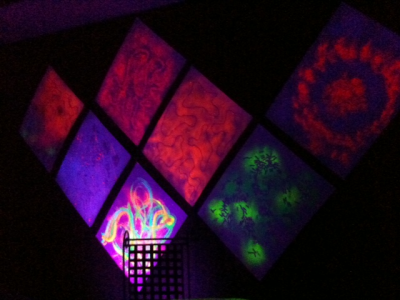 Black Light Art