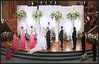 Elegantly Decorated Wedding Joey Glaub Photography
