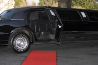 Red Carpet Ready Prom Limo