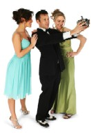 Picture Perfect Prom Formal Wear