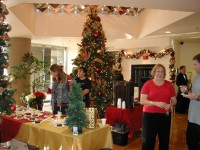 Catered Christmas Party