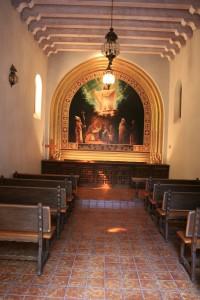 Wedding Chapel At Tlaquepaque