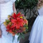 Fall Splendor Wedding Bouquet