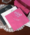 Personalized Napkins & Tableware