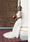 Empire Bridal Gown