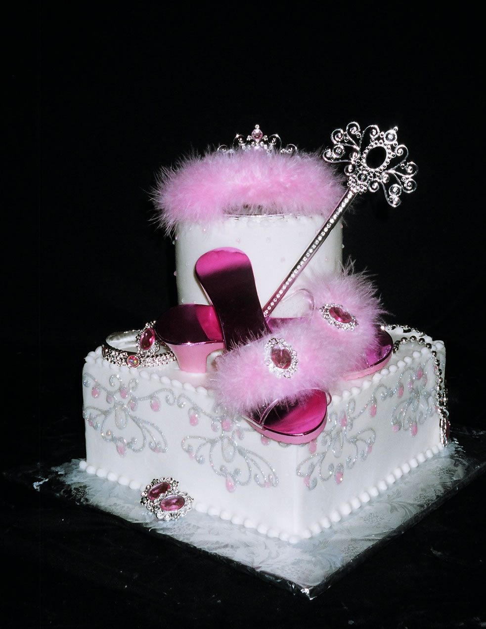 Birthday Cake Pictures Of Princess : princess-birthday-cake1 Celebration Advisor - Wedding ...