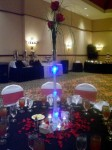 Eiffel Tower Reception Centerpiece