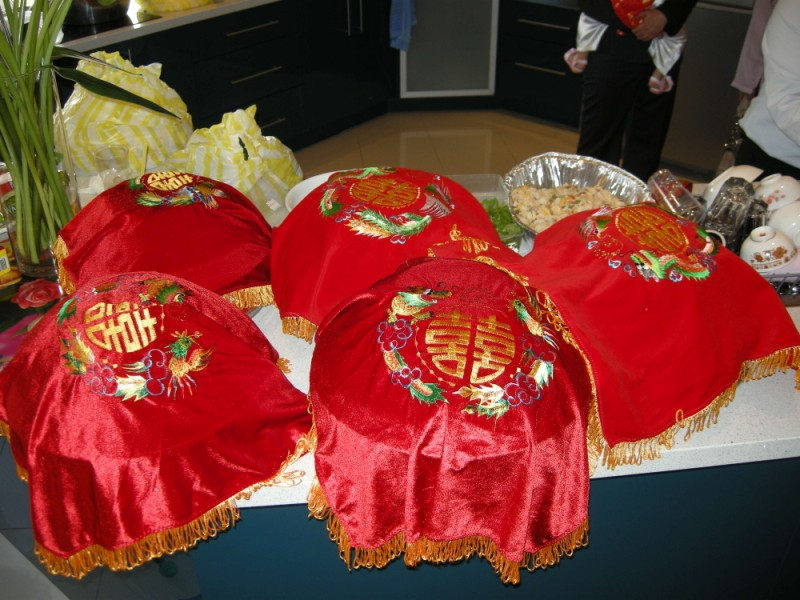 Chinese Wedding Gift Traditions
