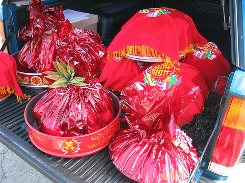 Chinese Wedding Gift Traditions: Vietnamese/Chinese Wedding Tradition Gifts
