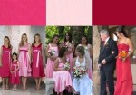 Red & Pink Wedding Accents