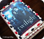 Have A Local Baker Create A Twilight Party Cake