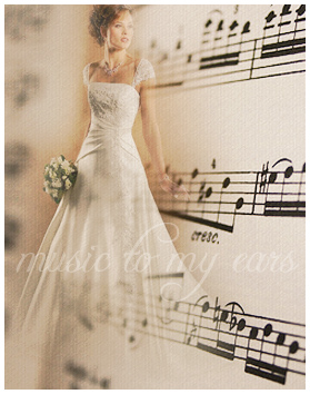 Tradtional Wedding Music Notes For Today S Bride