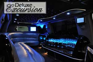 Inside of Deluxe Excursion