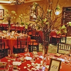 4 inspired ideas for a glamorous fall wedding celebration fall inspired wedding centerpieces junglespirit Images