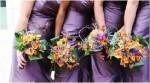 Beautiful Bridesmaid's Bouquets