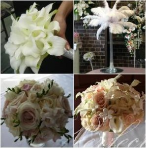 Stunning Wedding Bouquets and Wedding Decorations