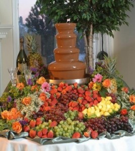Delectable Chocolate Fountain
