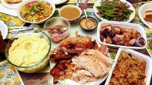 4 favorite thanksgiving day traditions celebration for Thanksgiving dinner with all the trimmings