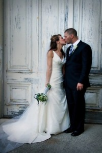 Beautiful Bride & Groom Portrait