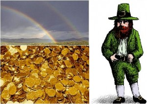 St Patrick's Day Clues