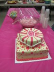 Cake & Punch Table
