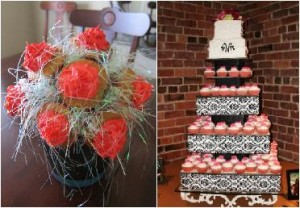 Cupcake Display Ideas