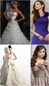 Wedding Dresses & Bridesmaid Dresses