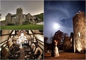 Immaculate Wedding Venue Castle Ladyhawke