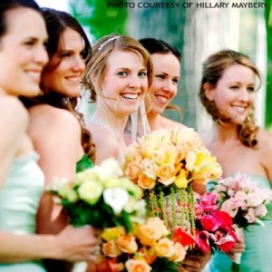 Bright and Light Bouquets