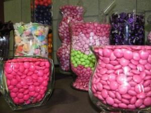 A Fabulous Candy Buffet