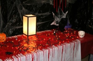halloween decor - Halloween Party Decoration