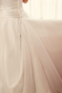 Wedding Dress Detailing