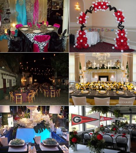 party decorations - Party Decorating Ideas For Adults