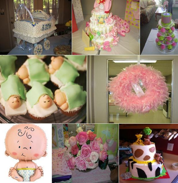 Party themes tagged with 39 baby shower 39 celebration for Baby shower decoration blog