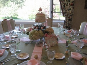 Beuatiful Bridal Shower