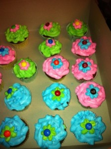 Let Them Create Their Own Cupcakes