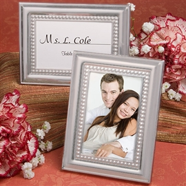 Placecard Holder & Photo Frame