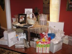 Bridal Shower Gift Essentials