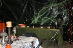 spooky halloween decorations - Scary Halloween Party Decorations