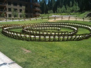 Circular Wedding Seating