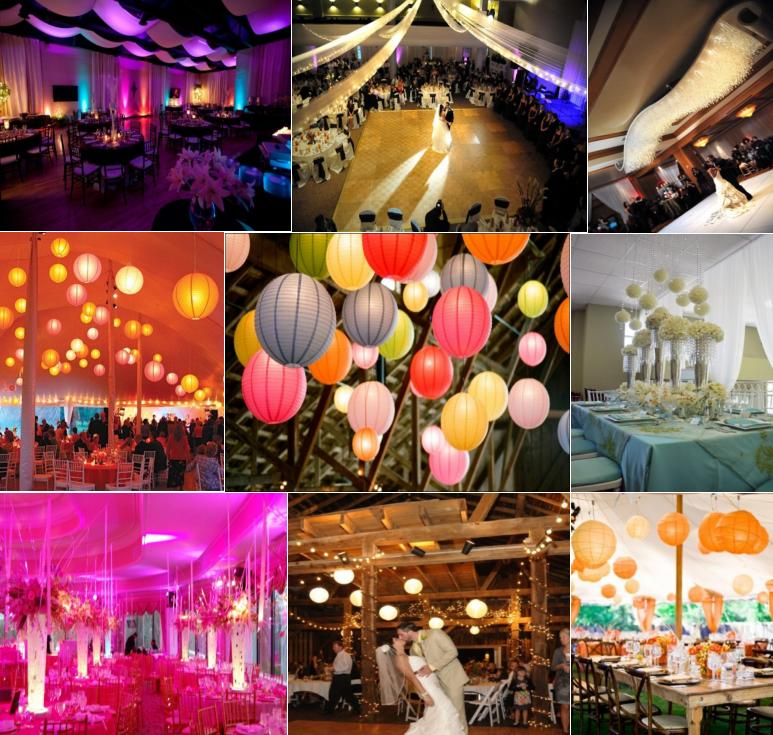 Unique Wedding Decorations | Celebration Advisor - Wedding and