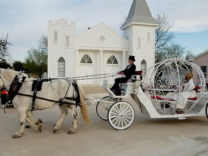 Historic Chapel with Carriage Ride