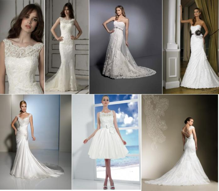 2a4877a9065 Inspirational Friday - Summer Wedding Gowns