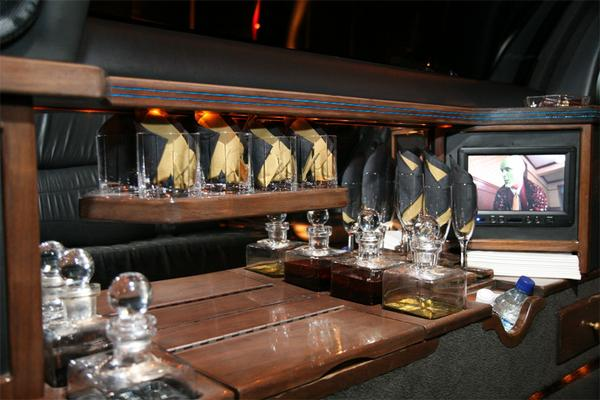 Beautiful Limo Bar