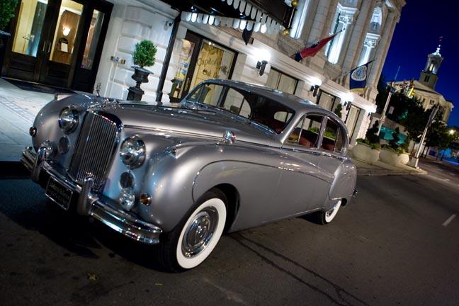 Matchless Silver Jaguar