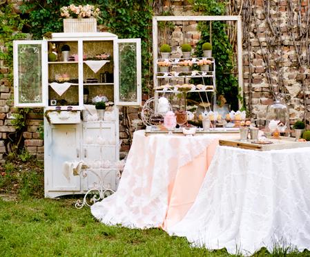 Wedding Cupcake Station