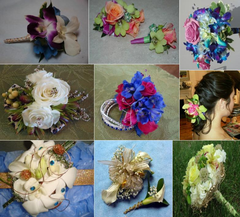 Inspirational Friday - Prom Flowers