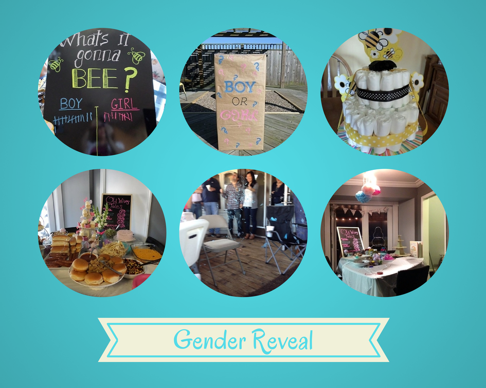 Tips for hosting a gender reveal party