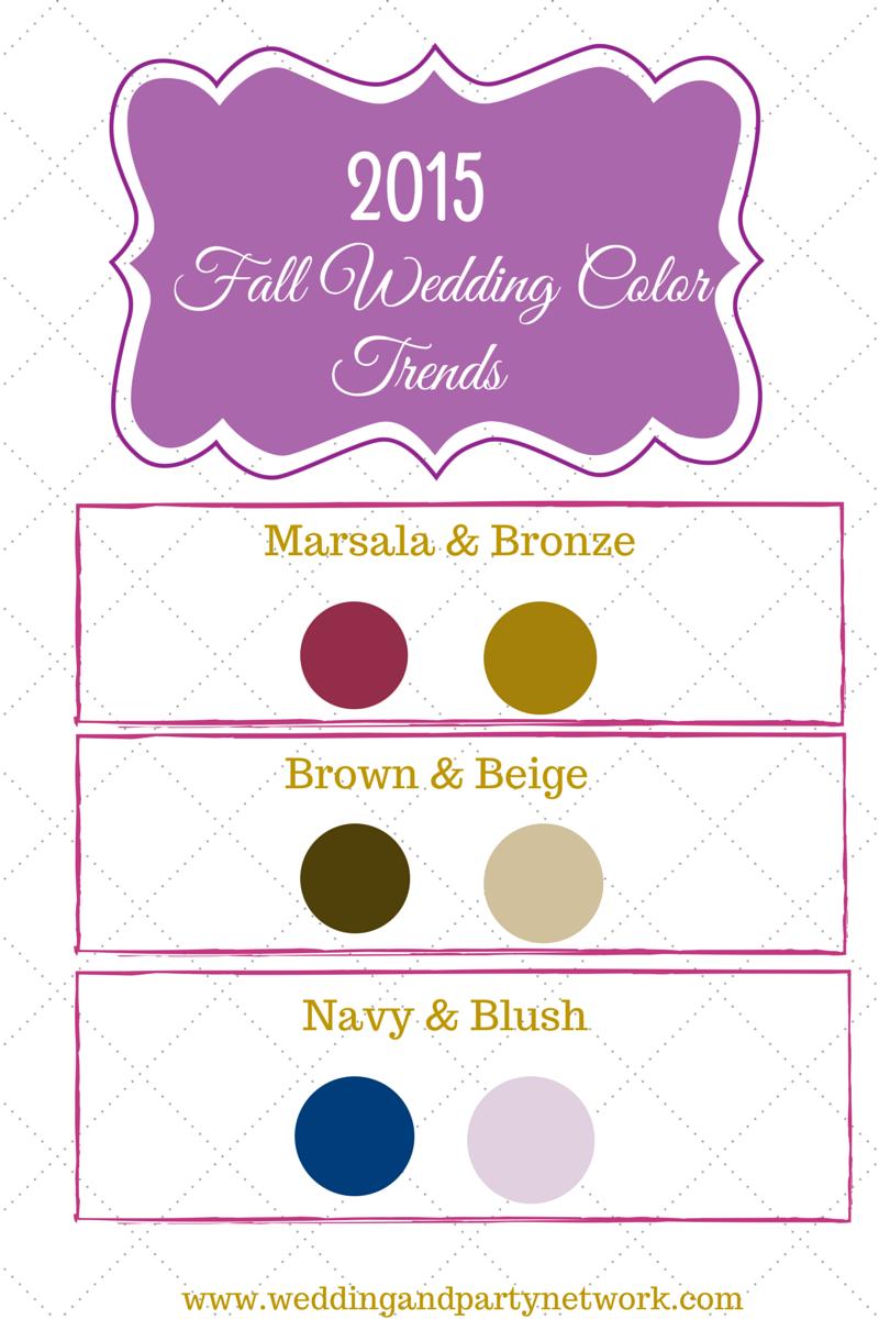 wedding colors celebration advisor wedding and party network blog