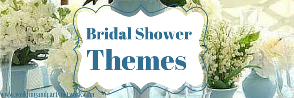 trending tuesday bridal shower themes planning